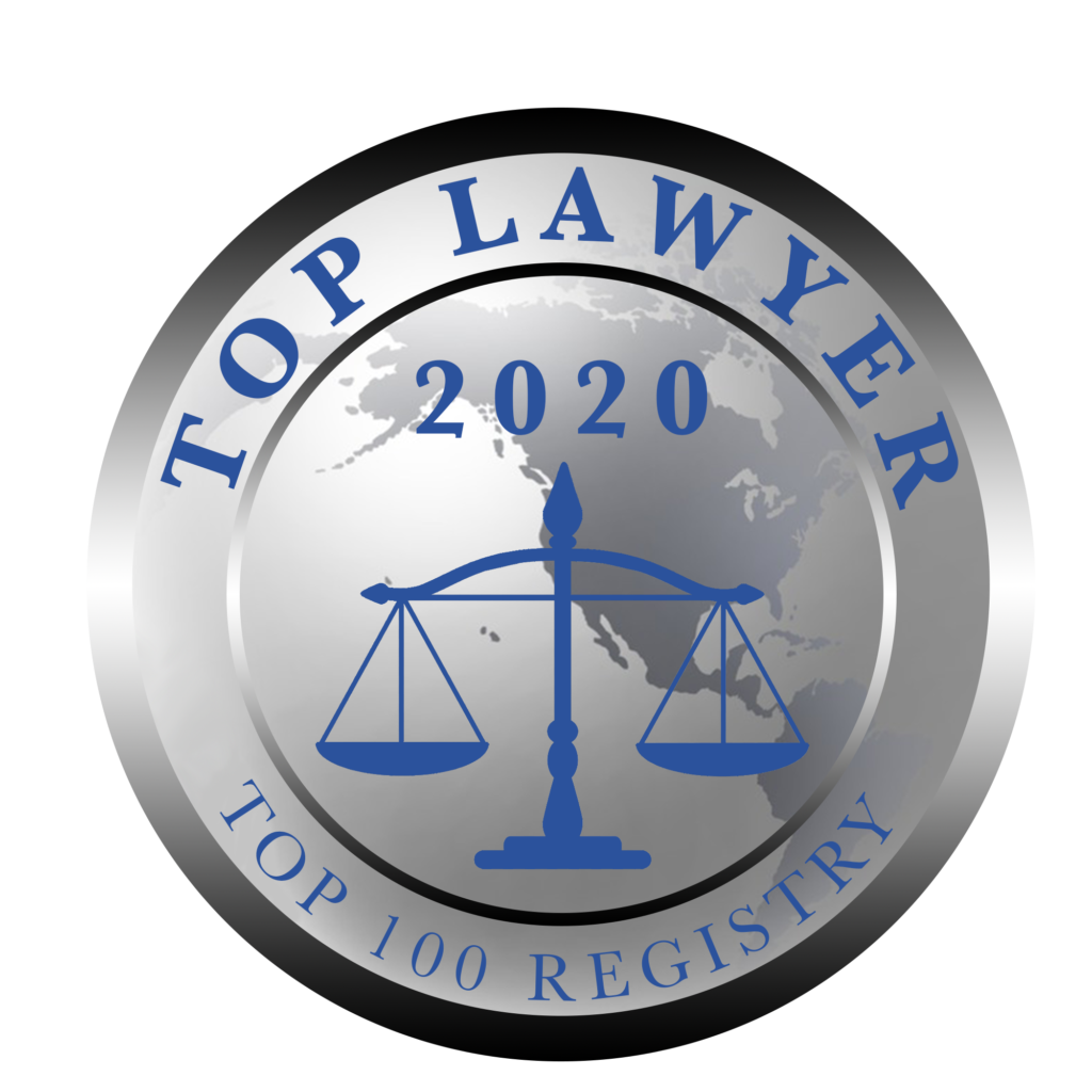 Top 100 Lawyer - 2020 Badge
