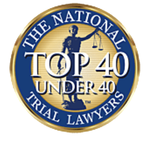 Top 40 Member Badge The National Trial Lawyers